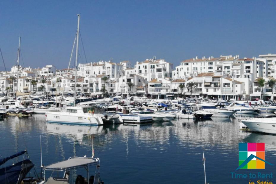 Piso Alquiler Terrazas de Banus Marbella Time to Rent